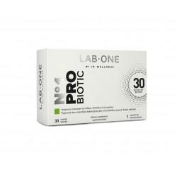 Nr 1 ProBiotic 30 mld 10 Szczepów Probiotyki (30 kaps) Lab One
