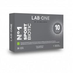 Nr 1 SportBiotic 10 mld Probiotyk Dla Sportowców (30 kaps) Lab One