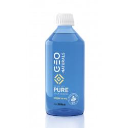 SILICA PURE Woda Krzemowa 100 mg (500 ml) GeoSilica Geonaturals