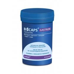 BICAPS Gastron Rozmaryn + Ostropest + Koper + Mięta + Karczoch (60 kaps) ForMeds