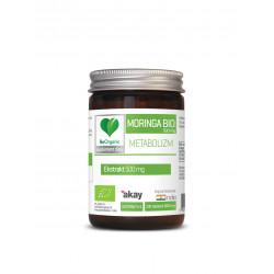 Moringa BIO 500 mg (100 tab) Metabolizm BeOrganic