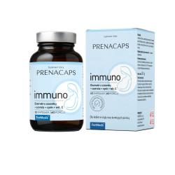 PRENACAPS Immuno Czosnek + Acerola + Cynk + Witamina C 530 mg (60 kaps) ForMeds