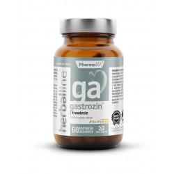 Gastrozin Trawienie 8w1 (60 kaps) Herballine Pharmovit