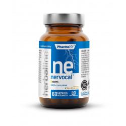 Nervocal Stres 7w1 (60 kaps) Herballine Pharmovit