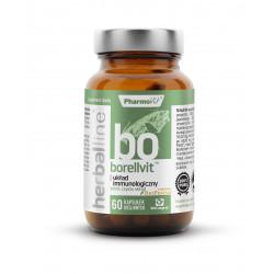 Borellvit Układ Immunologiczny 8w1 (60 kaps) Herballine Pharmovit