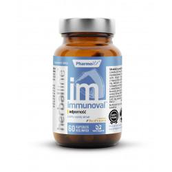 Immunoval Odporność 9w1 (60 kaps) Herballine Pharmovit