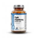 Cynk Organiczny 15 mg Cytrynian Cynku (60 kaps) CLEAN Pharmovit