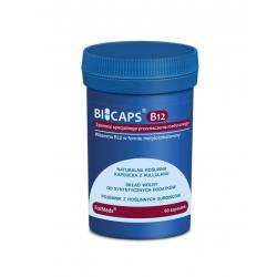 BICAPS Witamina B12 1000 mcg Metylokobalamina (60 kaps) ForMeds
