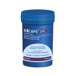 BICAPS OPC Ekstrakt z Pestek Winogron (60 kaps) ForMeds