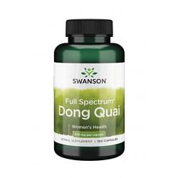 DONG QUAI 530mg (100kaps) Dzięgiel chiński SWANSON