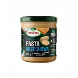 Pasta Orzechowa Arachidowa Miód + Wiórki Kokosowe 300 g TARGROCH