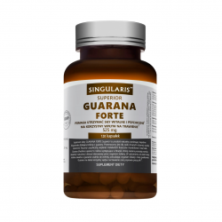 Guarana Forte Superior 525 mg (120 kaps) SINGULARIS