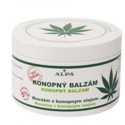 Balsam Konopny Przeciwbólowy (ból mięśni, stawów) 250 ml Alpa