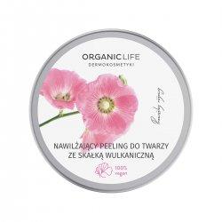 Peeling do Twarzy Nawilżający ze Skałką Wulkaniczną 150 g Organic Life
