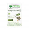 Białko Konopne Bio 50% Protein Proszek 200 g BeOrganic