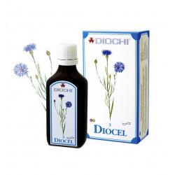 Diocel Płyn 50 ml (harmonizuje meridian nerek, pęcherza moczowego, płuc) Diochi