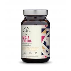 Moja Figura - Wspomaganie Metabolizmu (60 kaps) VEGE Aura Herbals
