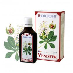 Venisfer Płyn 50 ml (harmonizuje meridian serca, osierdzia, jelita cienkiego, trzech ogrzewaczy) Diochi