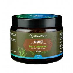 Żel DMSO 70% z Aloesem Meksykańskim 500 ml ChemWorld