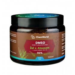 Żel DMSO 90% z Aloesem Meksykańskim 500 ml ChemWorld
