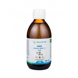 MMS Roztwór 27% Chloryn Sodu 250 ml ChemWorld
