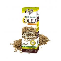 Olej z Nasion Marchwi Naturalny 100% 50 ml Etja