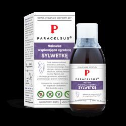 Paracelsus Nalewka na Zgrabną Sylwetkę Szwajcarskie Receptury 200 ml Pharmatica