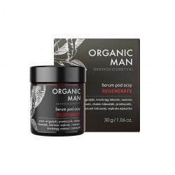 Organic Man Serum pod Oczy REGENERATE 30 g dla Mężczyzn Organic Life