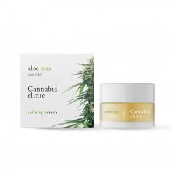 Wyciszające Serum Aloes Olejek CBD Balsam Copaiba 15 g Cannabis Clinic Organic Life