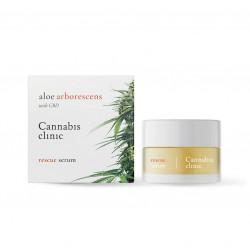 Regenerujące Serum Aloes Drzewiasty Olejek CBD Smocza Krew 15 g Cannabis Clinic Organic Life