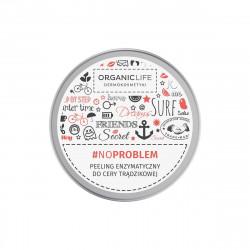 Peeling Enzymatyczny do Cery Trądzikowej 100 g No Problem Organic Life