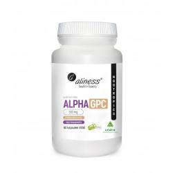 Alpha GPC 300 mg Cholina (60 kaps) Nootropics Undra Aliness