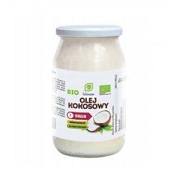 Olej Kokosowy BIO Nierafinowany VIRGIN 900 ml INTENSON