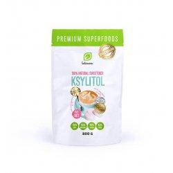 Ksylitol 100% Naturalny Słodzik 500 g INTENSON
