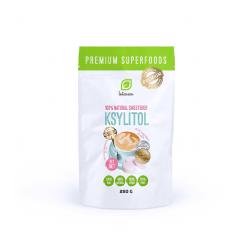 Ksylitol 100% Naturalny Słodzik 250 g INTENSON