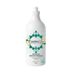 Płyn do mycia Podłóg o zapachu Melona Ekologiczny 750 ml SWONCO