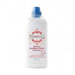 Płyn do Płukania Tkanin Białe Kwiaty Koncentrat Ekologiczny 1000 ml SWONCO