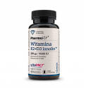 Witamina K2 MK-7 200 mcg + D3 4000 IU lanolin (60 kaps) Pharmovit
