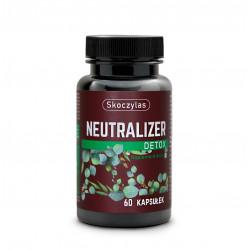 NEUTRALIZER Detox Oczyszczanie wątroby (60 kaps) Skoczylas