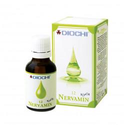 Nervamin Płyn 23 ml (harmonizuje meridian osierdzia, żoładka, śledziony, jelita grubego) Diochi