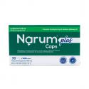Narum Plus 150 mg (30 kaps) Probiotyk Lactobacillus Acidophilus Narine Narum