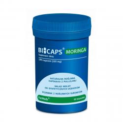BICAPS Moringa 1000 mg Ekstrakt 10% Saponin (60 kaps) ForMeds