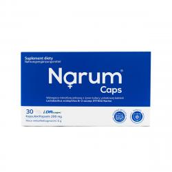 Narimax 200 mg (30 kaps) Probiotyk Lactobacillus Narine Narum