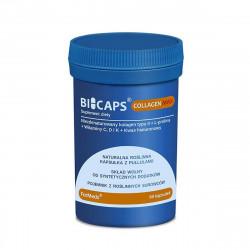 BICAPS Collagen Max Kolagen typ. II Witamina C + D3 + K2 (60 kaps) ForMeds