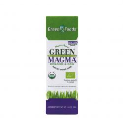 Green Magma BIO 30 g Sok z Młodego Jęczmienia Green Foods