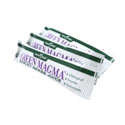 Green Magma BIO 1 x Saszetka 3 g Sok z Młodego Jęczmienia Green Foods