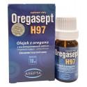 Oregasept H97 10 ml Olejek z Oregano Asepta