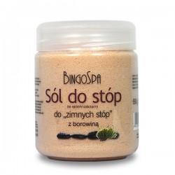 Sól do Stóp Borowinowa Rozgrzewająca 550g BingoSpa