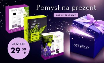 Zestawy kosmetyków prezentowe Sylveco