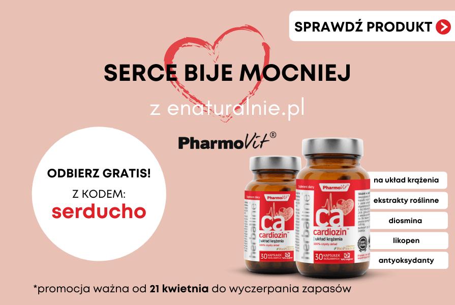Gratis! PharmoVit Cardiozin Układ krążenia 6w1